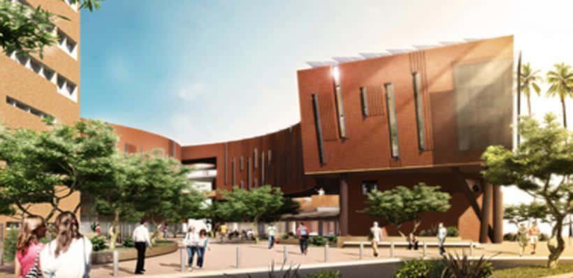 ASU - School of Business - McCord Hall