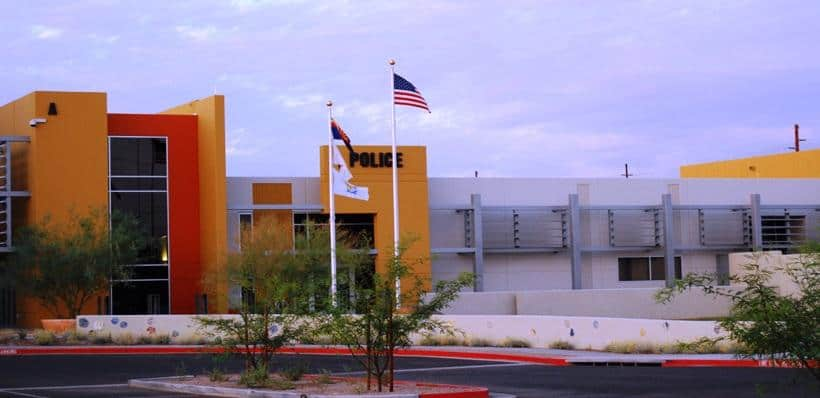 Scottsdale Police Station and Crime Lab