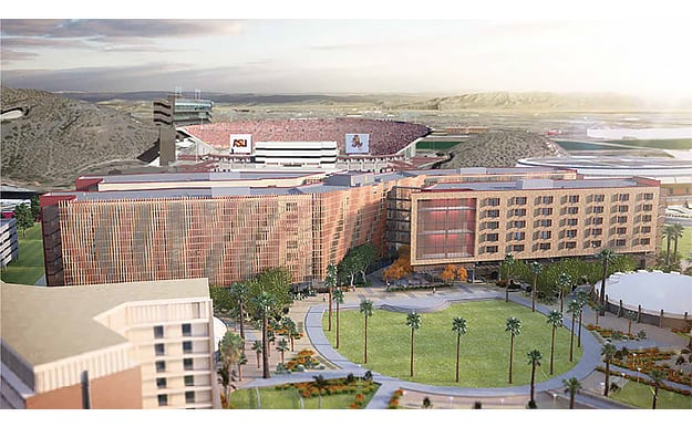 ASU Palo Verde Engineering Dorms