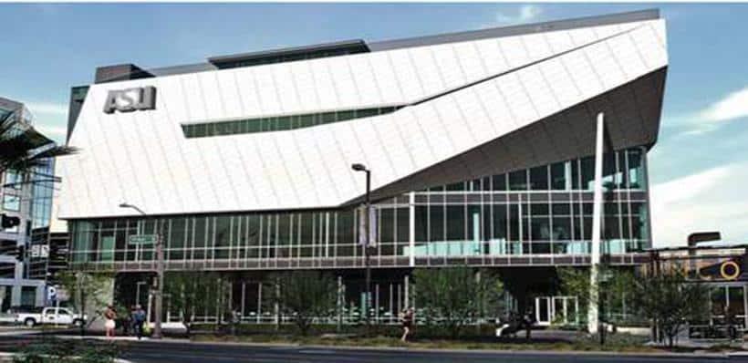 ASU Downtown Phoenix Student Recreation Center