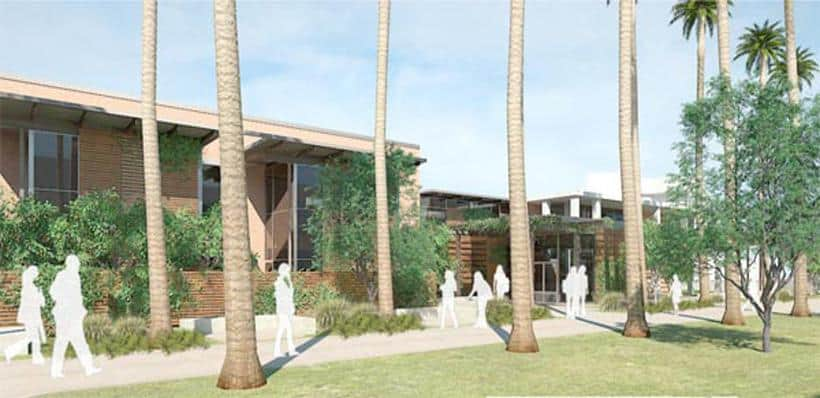 Arizona State University Health Services Expansion