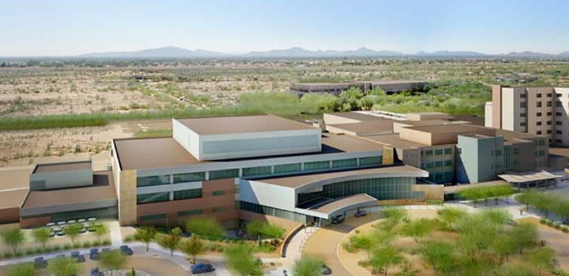 Mayo Clinic Proton Therapy Project